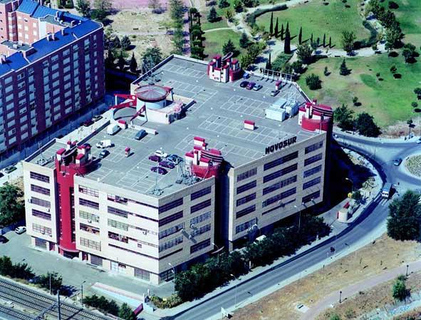 Laquant comienza los trabajos de rehabilitación y reforma del edificio Novosur en Madrid
