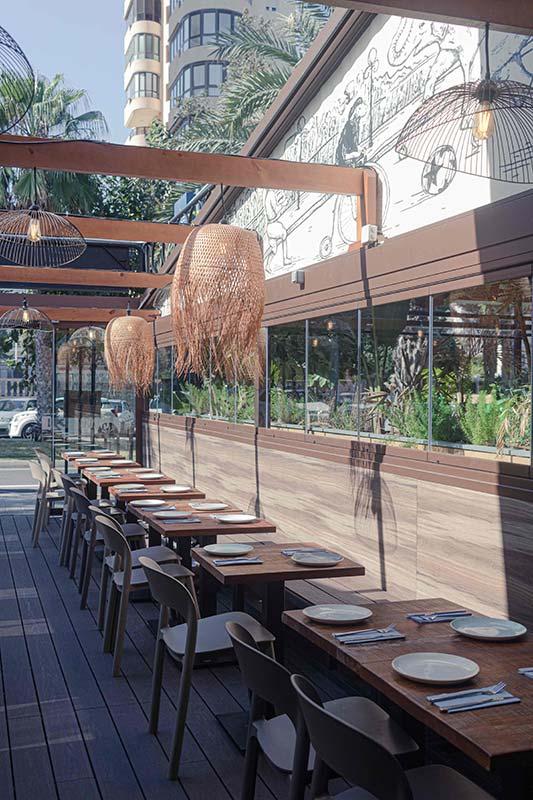 Reforma restaurante El Circo-18