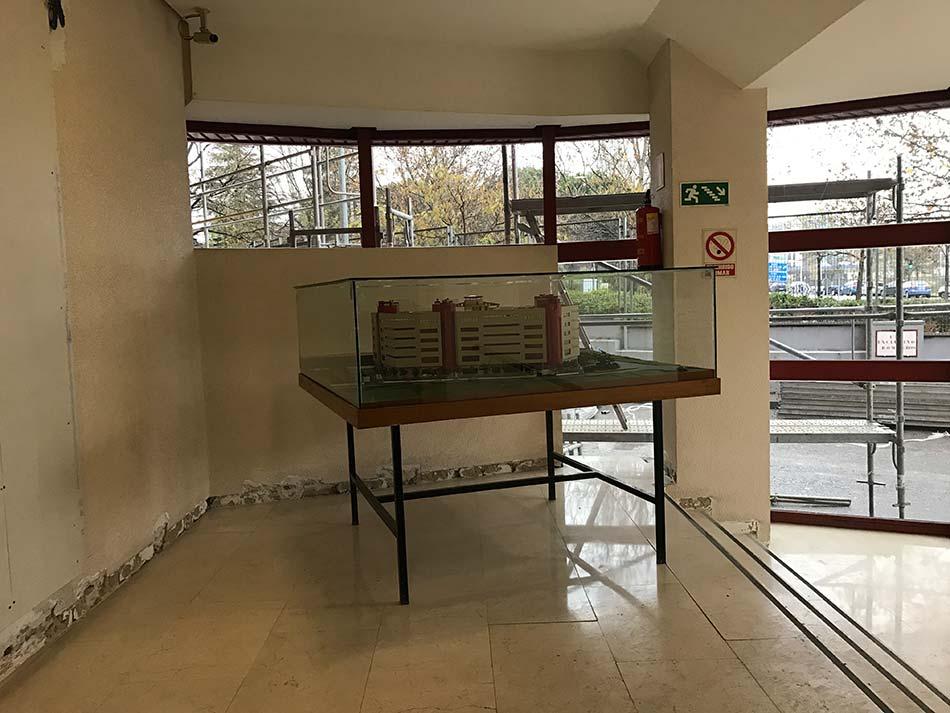 Remodelación de edificio NOVOSUR Madrid 6