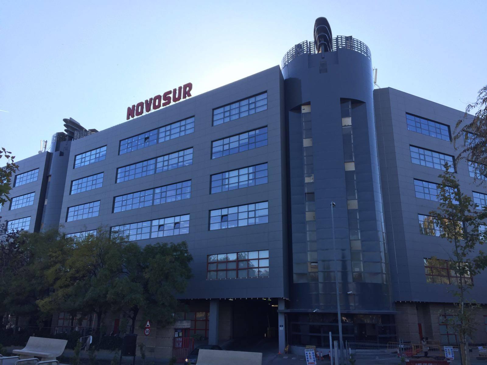 Remodelacion edificio Novosur de Madrid (4)