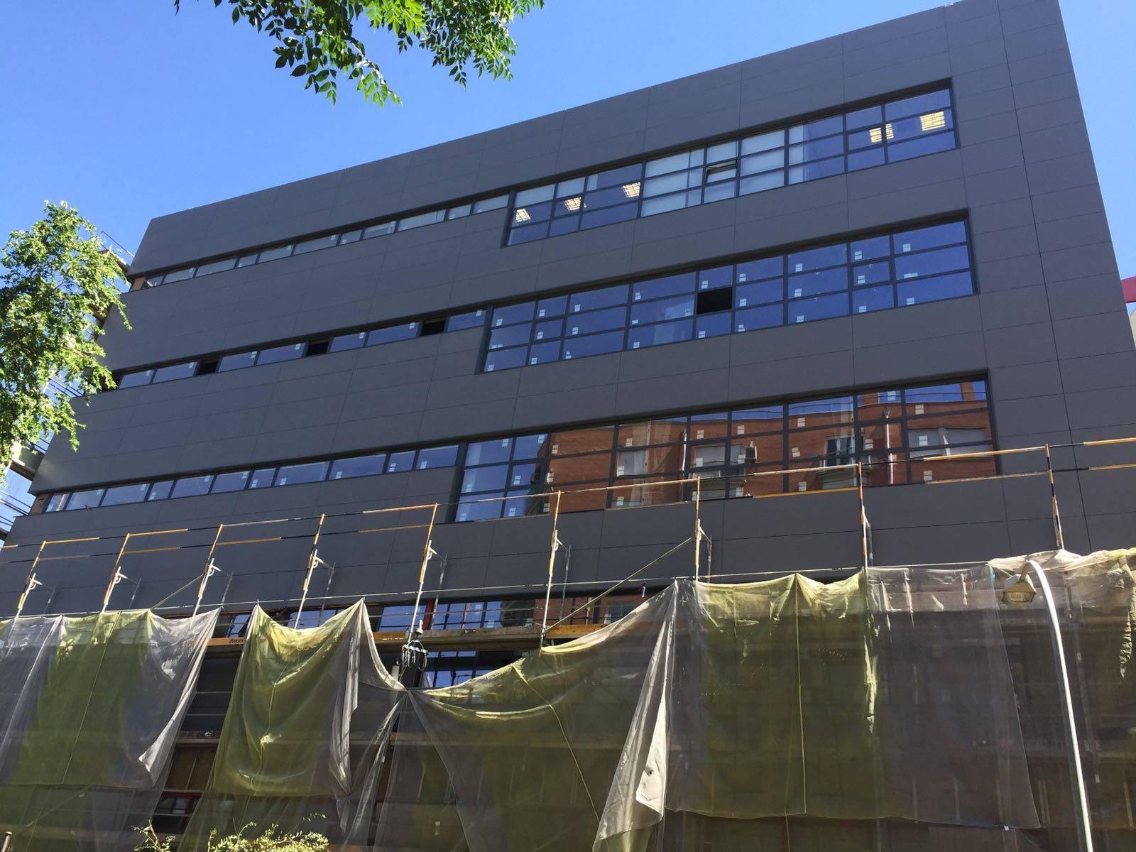 Remodelacion edificio Novosur de Madrid (8)