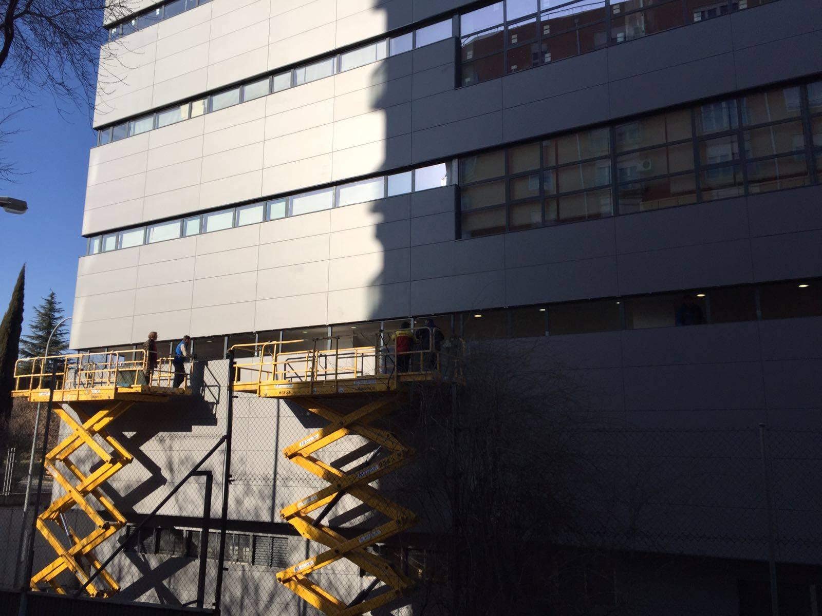 Remodelacion edificio Novosur de Madrid (9)