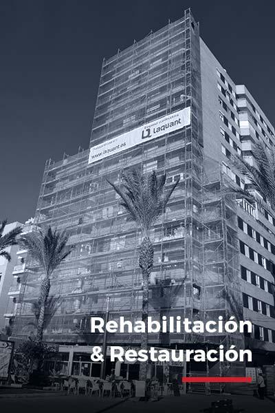 servicio rehabilitación y restauración