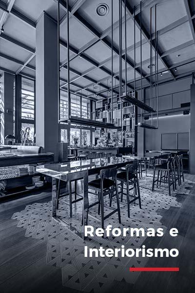 servicio de reformas e interiorismo