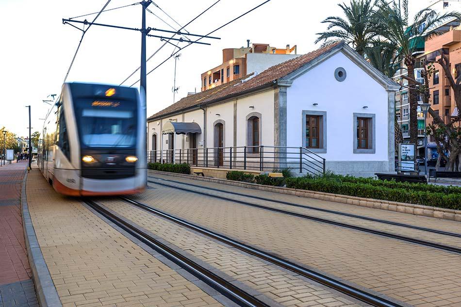 Estación FGV El Campello